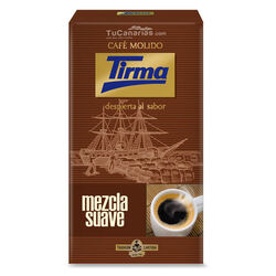 Tirma Coffee Mild Blend Ground 250g