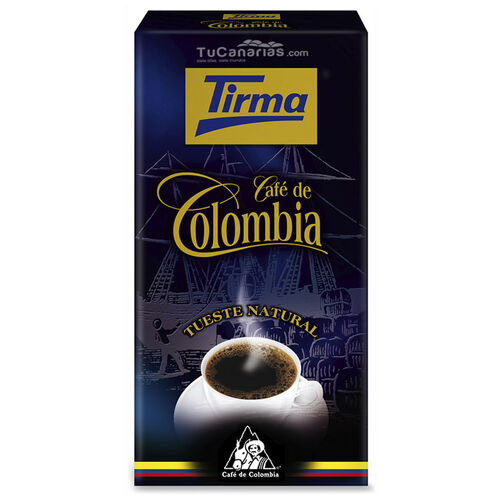 Tirma Coffee Colombia Mild Ground 250g