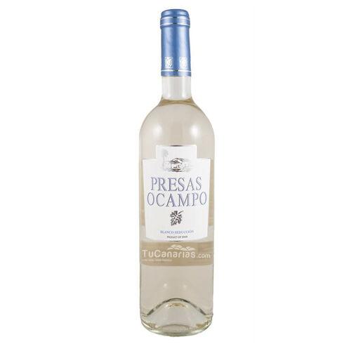 White wine Presas Ocampo Semi Dry
