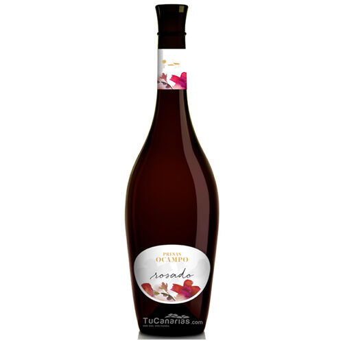 Rose Tear Wine Presas Ocampo