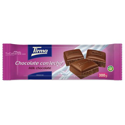 Tirma MilchSchokolade Maxi 300g