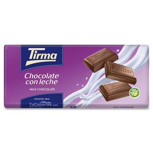 Chocolate con Leche Tirma 75g