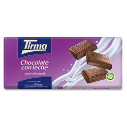 Tirma Chocolate with Milk 75g