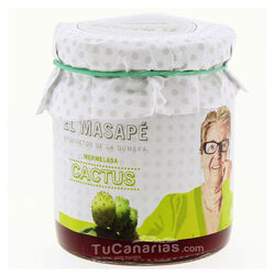Red Cactus Jam Masape Natural 290g
