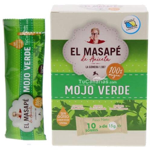 Green Mojo Masape Box 10 single-dose 150g