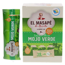Green Mojo Masape Box 10 single-dose 150g