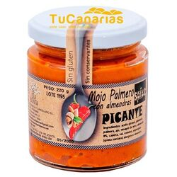 Mojo Palmero with Almonds Spicy Sauce 220 ml