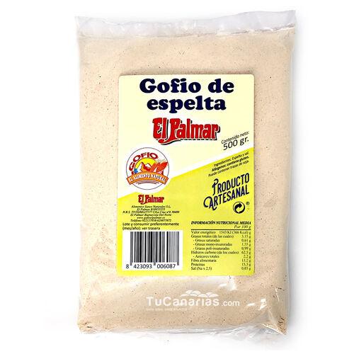 Gofio Espelta El Palmar